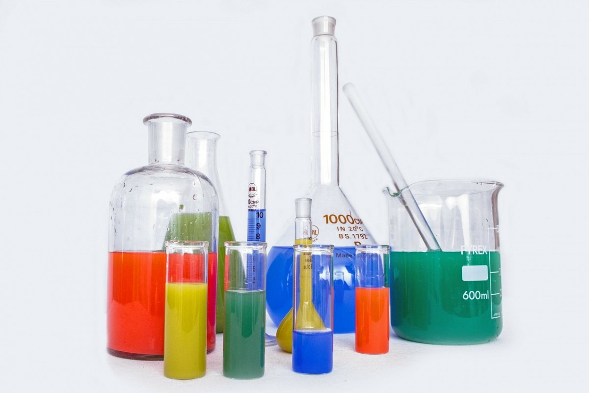 Χημεία Β' Γυμνασίου